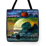 Planets Image One Tote Bag