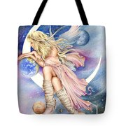 Planets Of The Universe Tote Bag