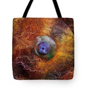 Planets Unstable Tote Bag
