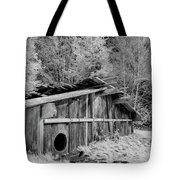 Plank House Tote Bag