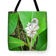 Plant Artwork Tote Bag