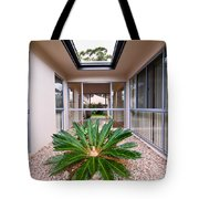 Plant Centerpiece Tote Bag