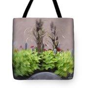 Plant Circle Tote Bag