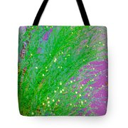Plant Design Tote Bag