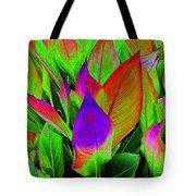 Plant Details Tote Bag