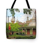 Plant Hall University Of Tampa Tote Bag