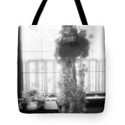 Plant In The Window  Tote Bag