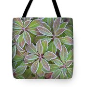 Plant Pattern Tote Bag