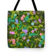 Plant Power 2 Tote Bag by Eikoni Images
