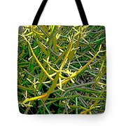 Plant Power 5 Tote Bag