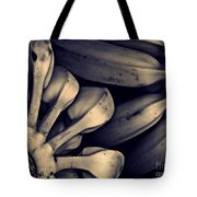 Plantains 1  Sepia Tote Bag