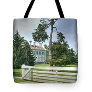 Plantation Home Tote Bag