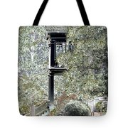 Plantation View Tote Bag