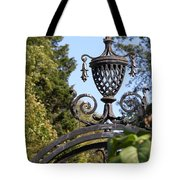 Planting Fields Gate Tote Bag