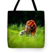 Planting Rice By Hand Tote Bag