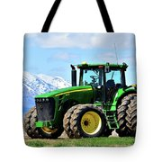 Planting Time Tote Bag