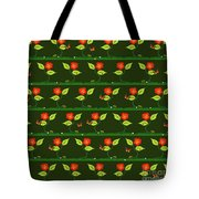 Plants And Flowers Tote Bag