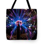 Plasma Sphere Tote Bag