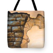 Plaster It Tote Bag