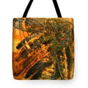Plastered - Tile Tote Bag