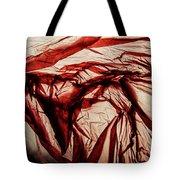 Plastic Bag 09 Tote Bag by Grebo Gray