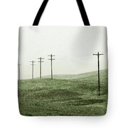 Plasticine Fields Tote Bag
