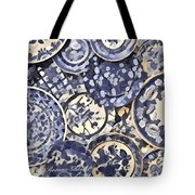 Plates Party 1 Tote Bag