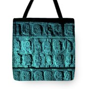 Platform Of Skulls At Night Tote Bag