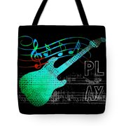 Play 4 Tote Bag