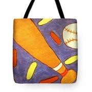 Play Ball Tote Bag