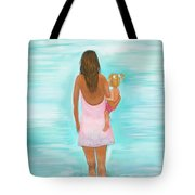 Play Day With Mommy Tote Bag