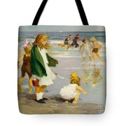 Play In The Surf Tote Bag