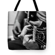 Play Me A Song Tote Bag