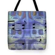 Play That Rock And Roll Tote Bag