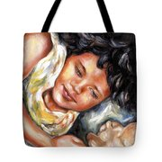 Play Time Tote Bag