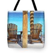 Playa Azul 2 Tote Bag