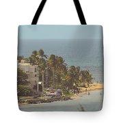 Playa Azul I Tote Bag