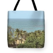 Playa Azul 3 Tote Bag