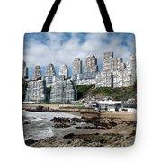 Playa Cochoa Chile Tote Bag