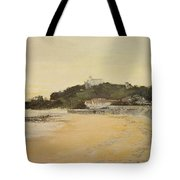 Playa De Los Bikinis Tote Bag