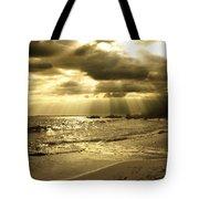 Playa De Oro Tote Bag