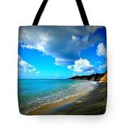 Playa Negra Tote Bag
