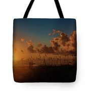 Playalinda Sunrise Tote Bag