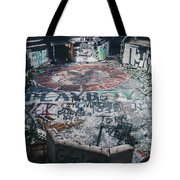Playboy Mansion Tote Bag