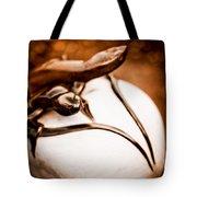 Playful Lizard Tote Bag