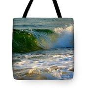 Playful Surf Tote Bag