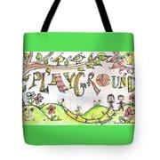 Playground Tote Bag