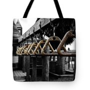 Playground Rules Tote Bag