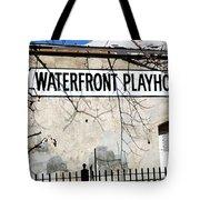 Playhouse Tote Bag