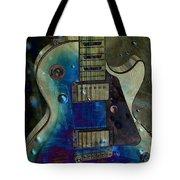Playin The Blues Tote Bag